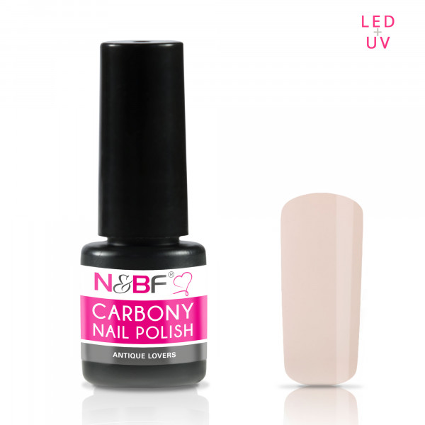 Nails & Beauty Factory Carbony Nail Polish Antique Loveres 5ml