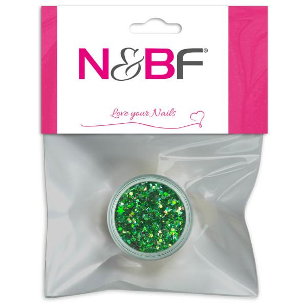 Nails-and-Beauty-Factory-Nailart-Illusion-Glitter-Green