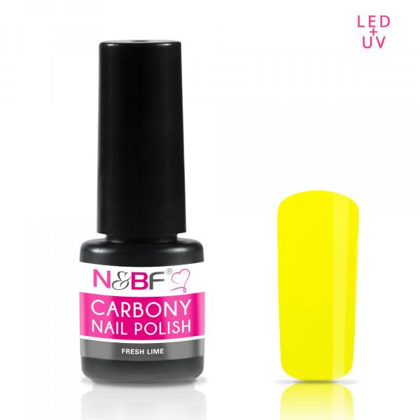 Nails & Beauty Factory Nail Polish Carbony fresh lime