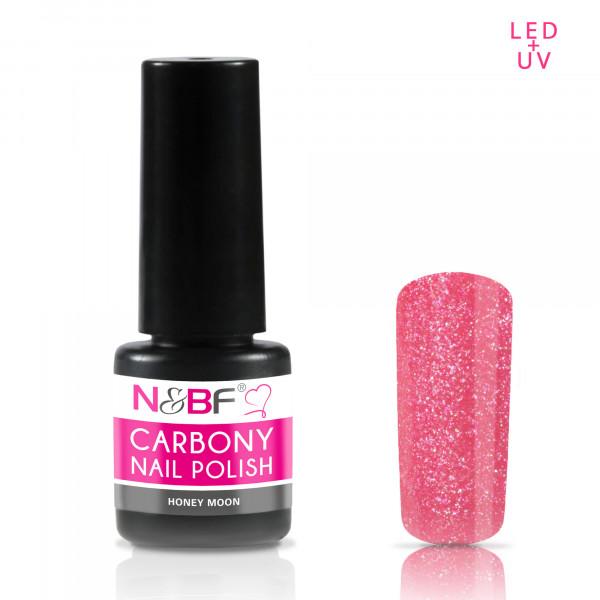 Nails & Beauty Factory Carbony Nail Polish Honey Moon