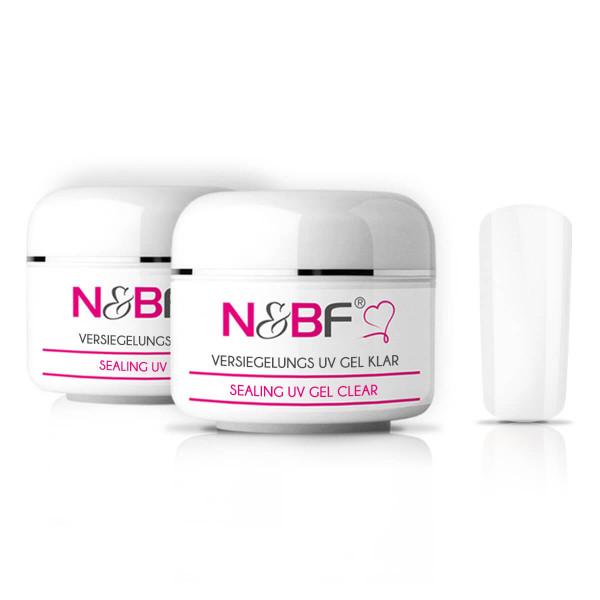 Nails-Beauty-Factory-Versiegelungs-UV-Gel-Klar-2er-Set-30-ml