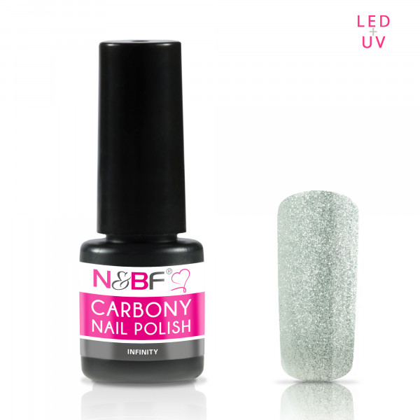 Nails & Beauty Factory Carbony Nail Polish Infinity 5ml