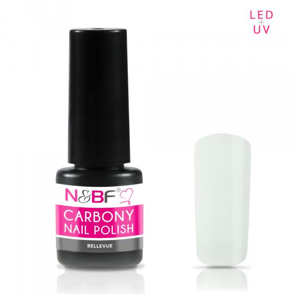 Nails & Beauty Factory Carbony Nail Polish Bellevue 5ml